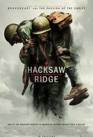 Hacksaw Ridge — aseeton sotilas